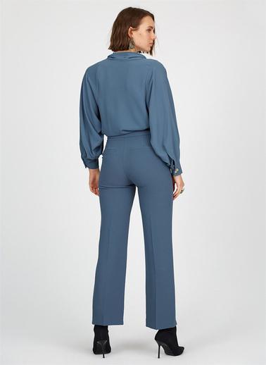 Setre Bluz Mavi